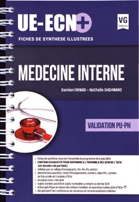 Téléchargez le livre électronique gratuit Médecine interne par Damien Fayard, Nathalie Shehwaro 9782818315590 RTF ePub CHM
