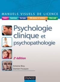 Manuel visuel de psychologie clinique et psychopathologie - Damien Fouques - Format PDF - 9782100583294 - 17,99 €
