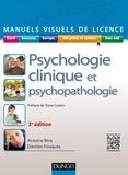 Manuel visuel de psychologie clinique et psychopathologie - 3e éd..
