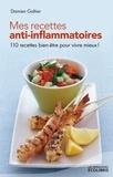 Damien Galtier - Mes recettes anti-inflammatoires.