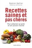 Damien Galtier - Recettes saines et pas chères.