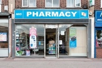 Damien Hirst - Pharmacy London.