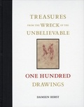 Damien Hirst - Treasures from the Wreck of the Unbelievable: One Hundred Drawings.