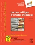 Damien Jolly - Lecture critique d'articles médicaux - ECNi 2016, 2017, 2018.