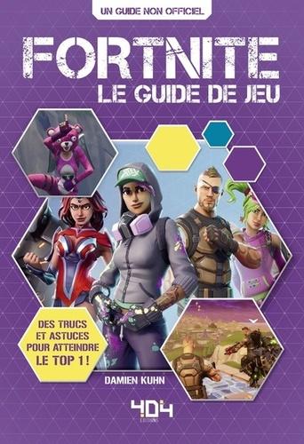 Fortnite Le Guide De Jeu Grand Format