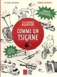 Damien Laverdunt et  Les Tigres Gauchers - Comme un Tsigane.