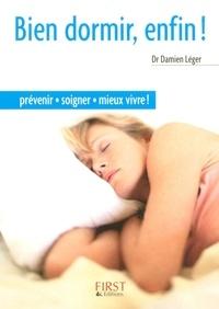 Damien Léger - Bien dormir, enfin !.