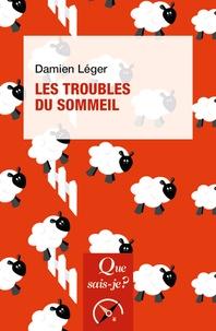 Damien Léger - Les troubles du sommeil.