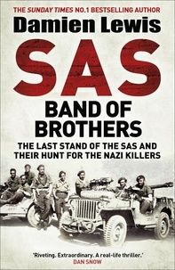 Damien Lewis - SAS Band of Brothers.