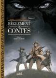 Damien Marie et Damien Vanderstraeten - Règlement de contes Tome 3 : Trois cochons.