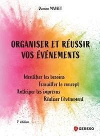 Damien Masset - Organiser et réussir vos événements.