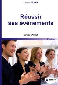 Damien Masset - Réussir ses événements.