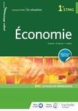 Damien Meunier et Olivier Bermis - Economie 1re STMG En situation.