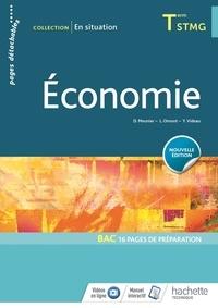 Damien Meunier et Lydie Omont - Economie Tle STMG En situation.