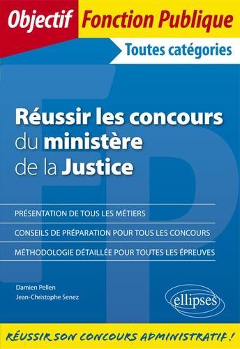 Ministere De La Justice Concours