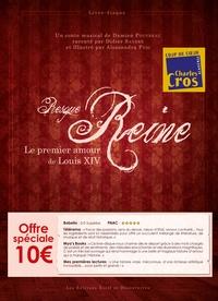 Damien Pouvreau - Presque Reine - Le premier amour de Louis XIV. 1 CD audio