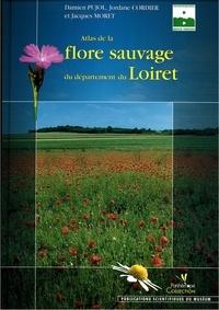 Damien Pujol - Atlas de la flore sauvage du département du Loiret.