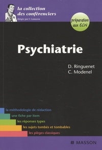 Damien Ringuenet et Caroline Modenel - Psychiatrie.