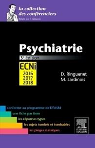 Damien Ringuenet et Marine Lardinois - Psychiatrie.