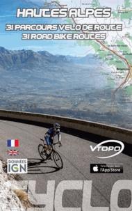 Damien Rosso - Hautes-Alpes - 31 parcours vélo route.