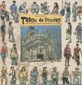 Damien Roudeau - Têtes de pioche - La Provence au rythme des chantiers de jeunes.