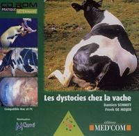 Damien Schmitt et Freek De Meijer - Les dystocies chez la vache - CD-Rom.