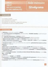 Damien Viguier - Droit des successions et des libéralités.