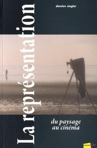 Damien Ziegler - La représentation du paysage au cinéma.