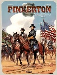 Damour et Rémi Guerin - 1862 - dossier massacre d'Antietam.