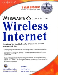 Histoiresdenlire.be Webmaster's Guide to the Wireless Internet Image