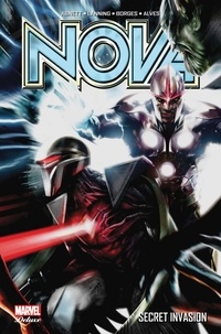 Dan Abnett et Wellington Alves - Nova Tome 2 : Secret invasion.