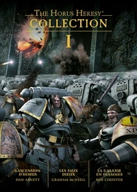 Ebooks pdf gratuits téléchargement direct The Horus Heresy Collection Tome 1  par Dan Abnett, Graham McNeill, Ben Counter