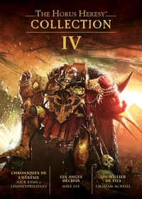 Dan Abnett et Mike Lee - The Horus Heresy Collection Tome 4 : .