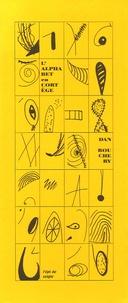 Dan Bouchery - L'alphabet en cortège.