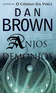 Dan Brown - Anjos e demonios - Edition en langue portugaise.