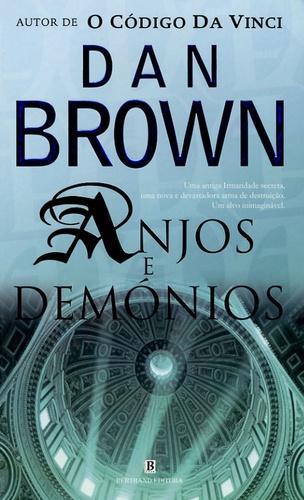 anjos e demonios. edition en langue portugaise - dan brown