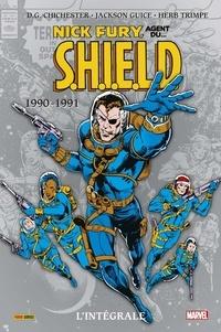 Dan Chichester et Herb Trimpe - Nick Fury, agent du S.H.I.E.L.D. L'intégrale : 1990-1991.