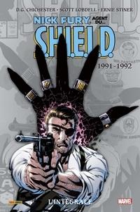 Dan Chichester et Scott Lobdell - Nick Fury, agent du S.H.I.E.L.D. Tome 7 : L'intégrale : 1991-1992.