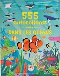 Dan Crisp - Dans les océans - 555 autocollants.