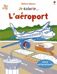 Dan Crisp - L'aéroport.