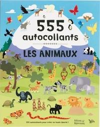 Dan Crisp - Les animaux - 555 autocollants.