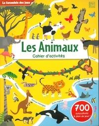 Dan Crisp et Connie Isaacs - Les Animaux - Cahier d'activités.