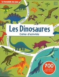 Dan Crisp et Connie Isaacs - Les Dinosaures - Cahier d'activités.