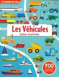 Dan Crisp - Les véhicules - Cahier d'activités.