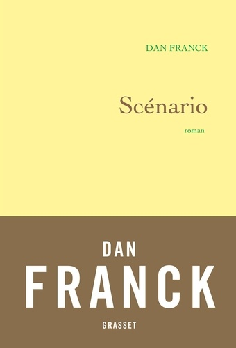 Dan Franck - Scénario.