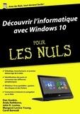 Dan Gookin et Andy Rathbone - Découvrir l'informatique avec Windows 10 pour les nuls.