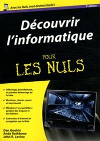 Feriasdhiver.fr Découvrir l'informatique pour les Nuls Image