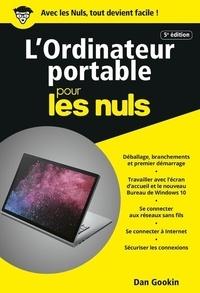 Dan Gookin - L'ordinateur portable pour les nuls.
