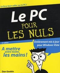 Dan Gookin - Le PC pour les Nuls.