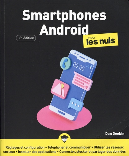 Les smartphones Android pour les nuls 8e édition